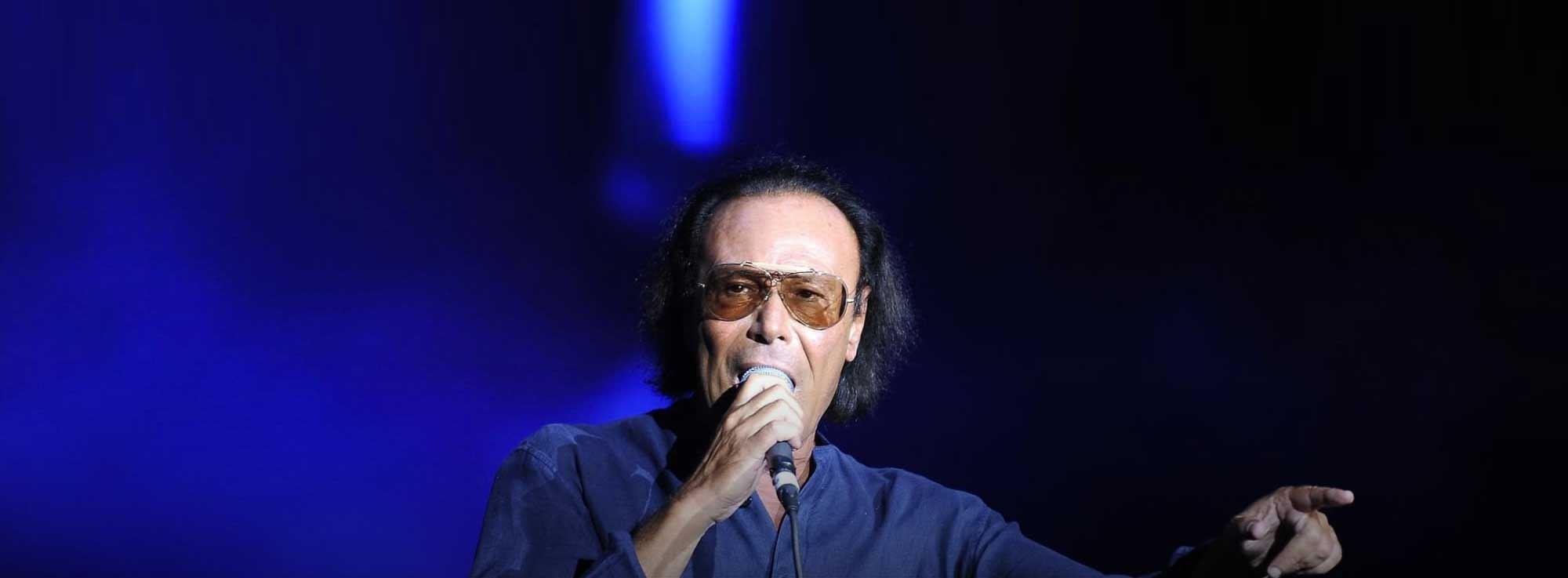 Taranto: Antonello Venditti in concerto