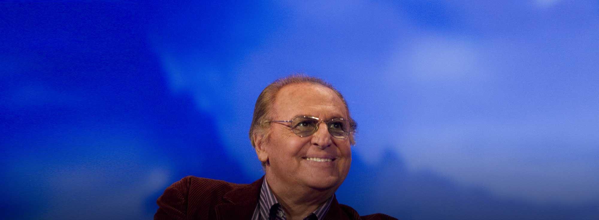 Foggia: Renzo Arbore presenta il suo libro