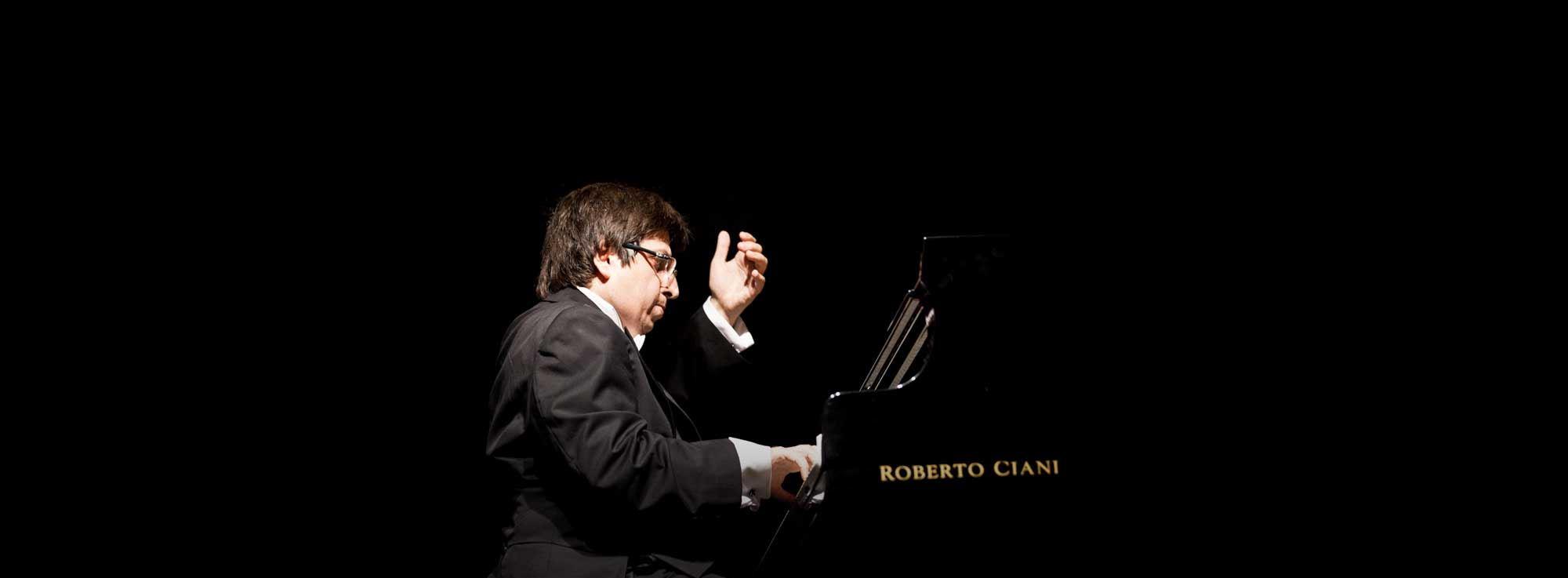 Taranto: Ramin Bahrami in concerto