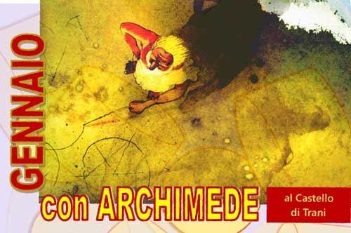 Archimede. Un genio tra noi.