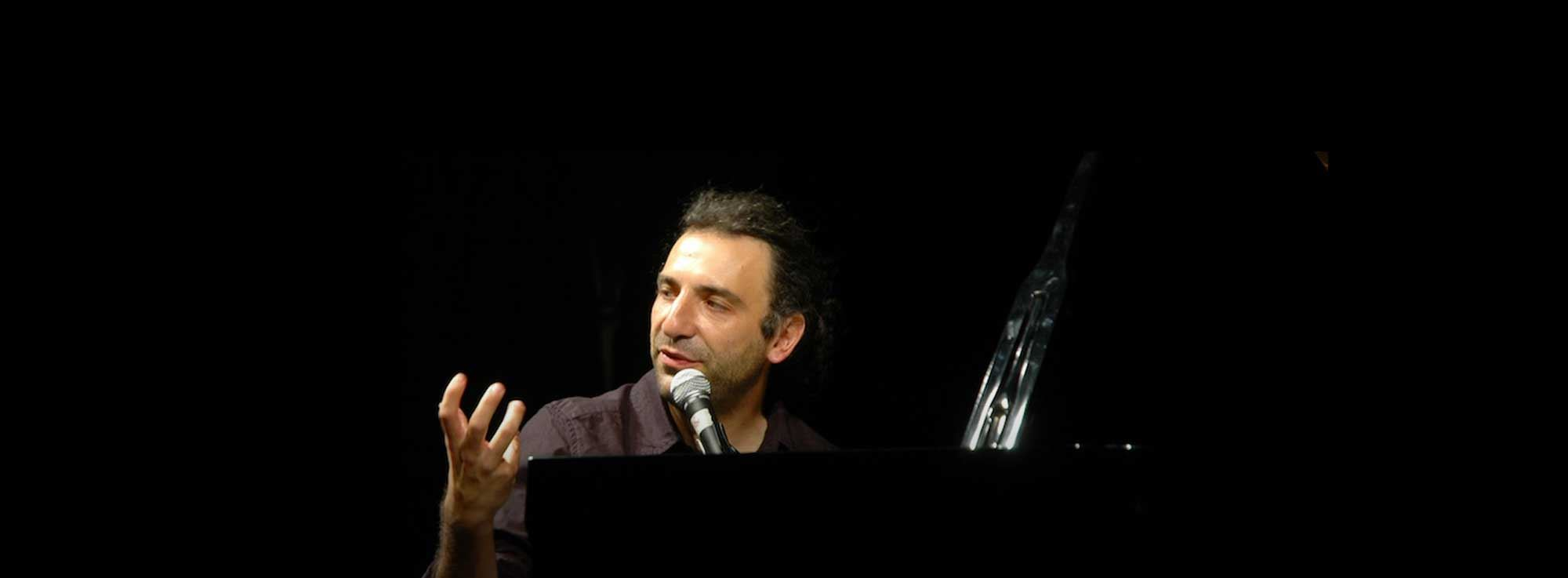Castellana Grotte: Stefano Bollani in concerto