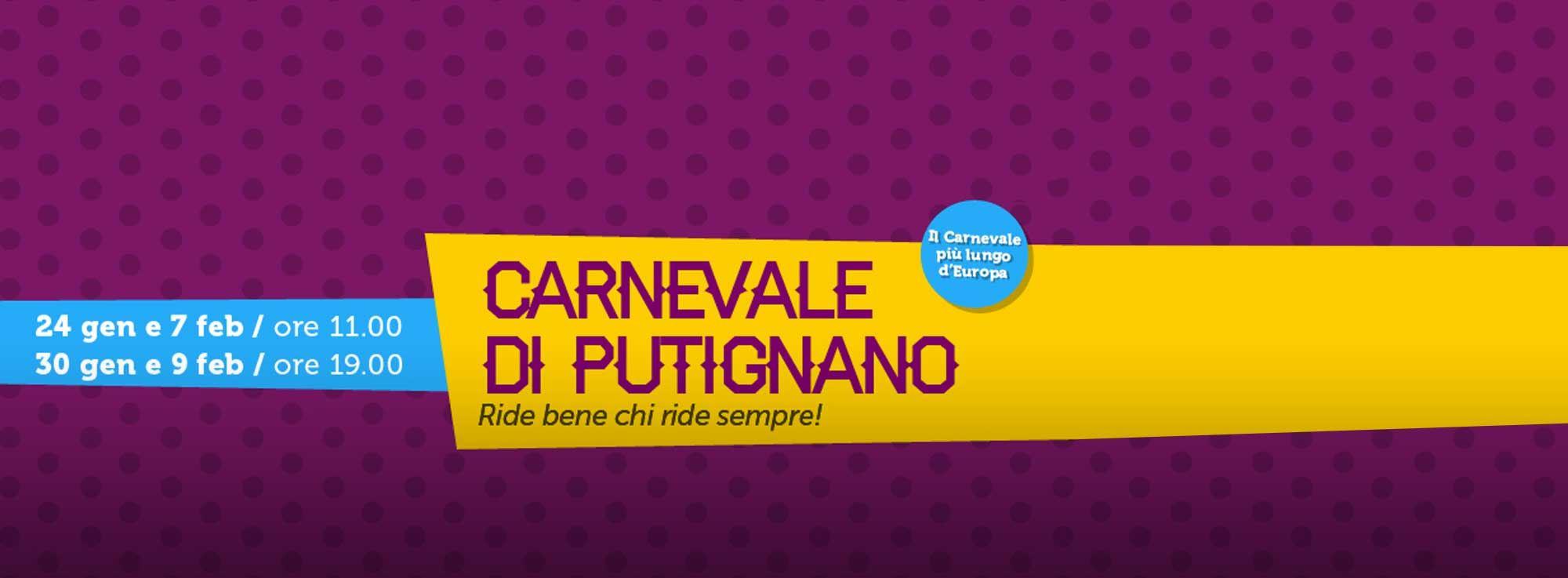 Putignano: Carnevale di Putignano 2016