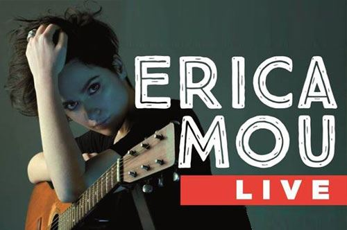 Erica Mou in concerto