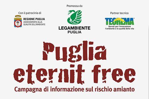 Puglia Eternit Free, c'è anche Andria tra i comuni aderenti