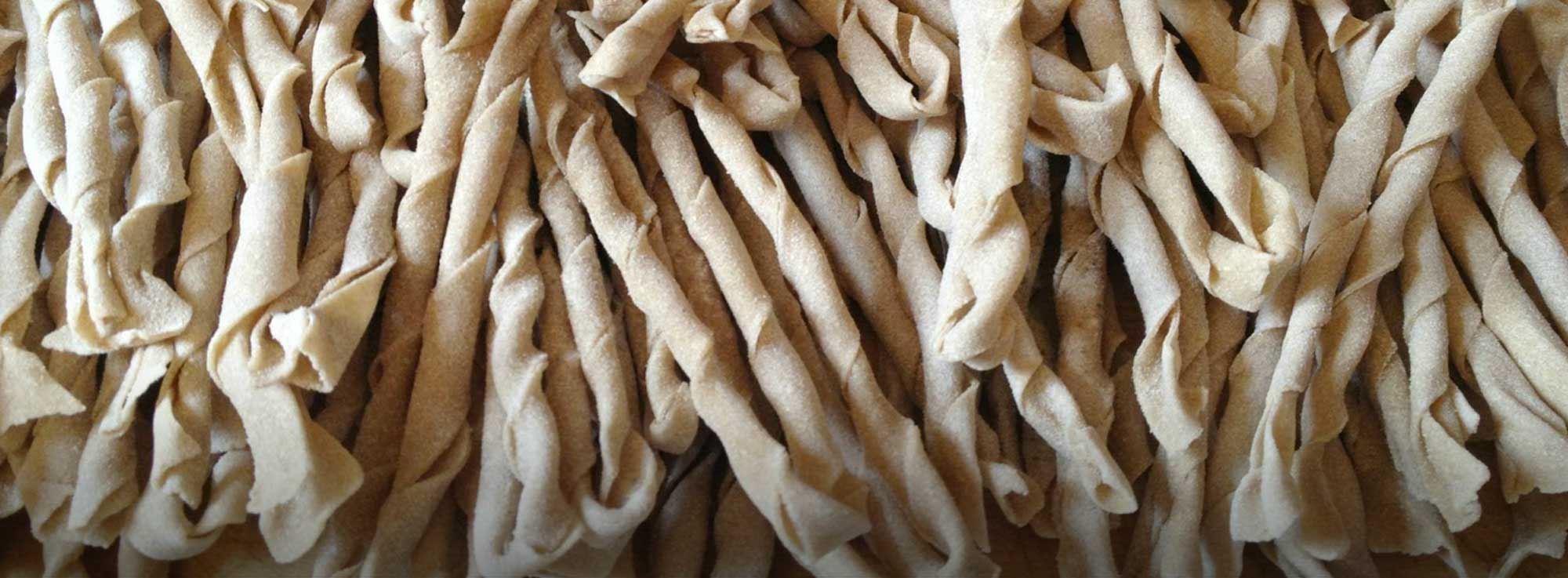 sagne 'ncannulate di grano