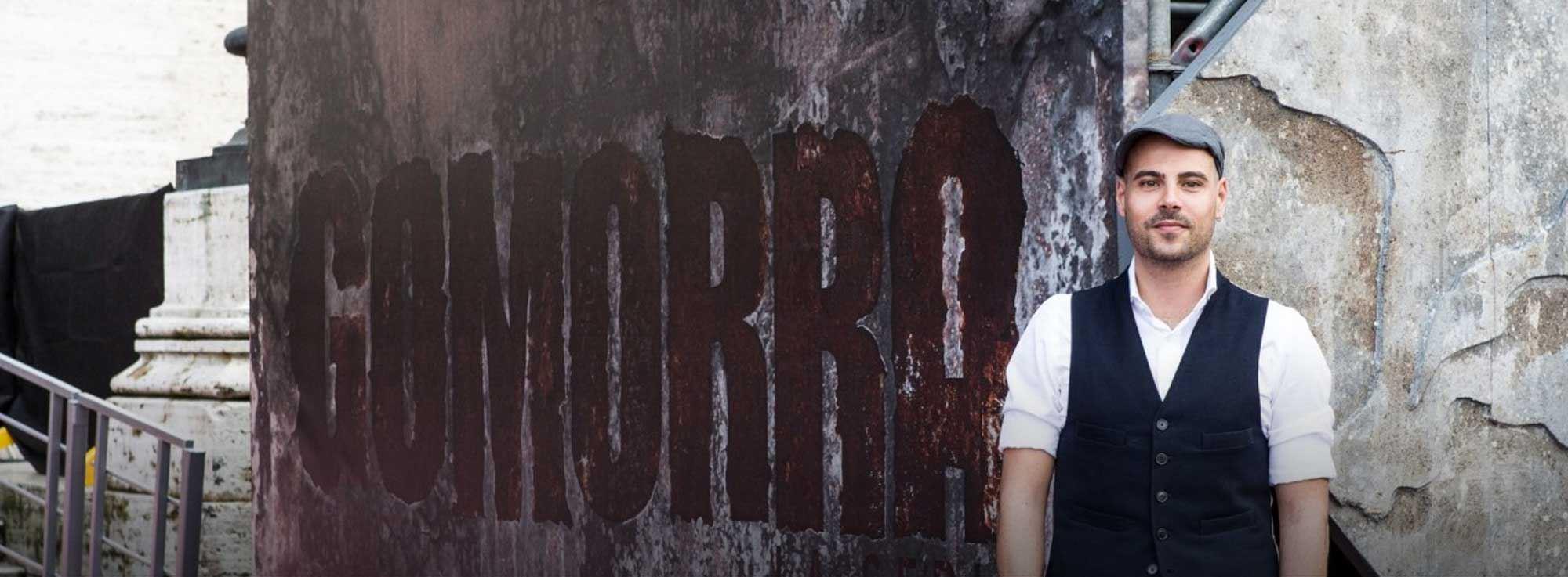 Taranto: Marco D'Amore di Gomorra al Teatro Tatà di Taranto
