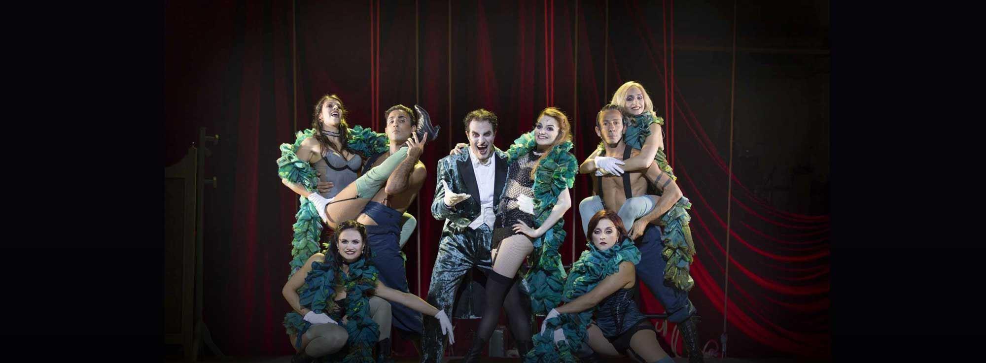 Barletta e Bari: Cabaret il Musical