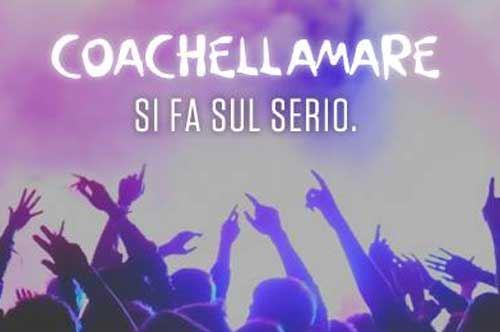 """""""Coachellamare"""" si farà: avviata una campagna di crowdfunding per il festival"""