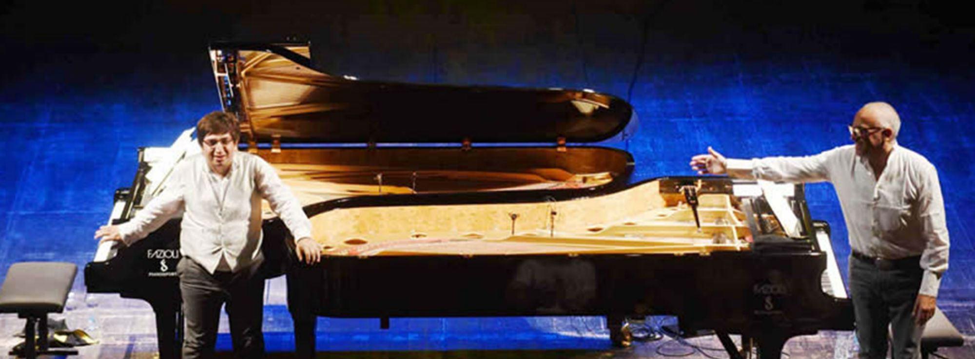 Bari: ...in Bach?