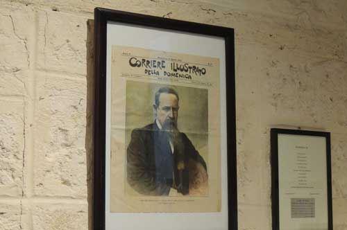 La figura di Giovanni Bovio in un museo itinerante: succede a Trani