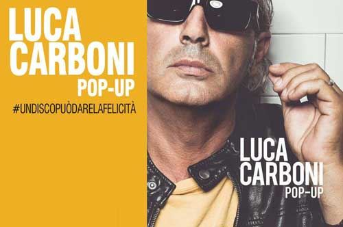 Luca Carboni in concerto al Demodè