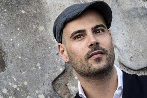 Marco D'Amore di Gomorra al Teatro Tatà di Taranto