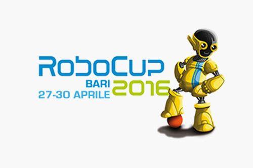 RoboCup 2016, 150 team sfideranno i robot a Bari