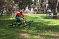 San Valentino Cross X-Race, festa degli innamorati del ciclismo in maschera ad Andria