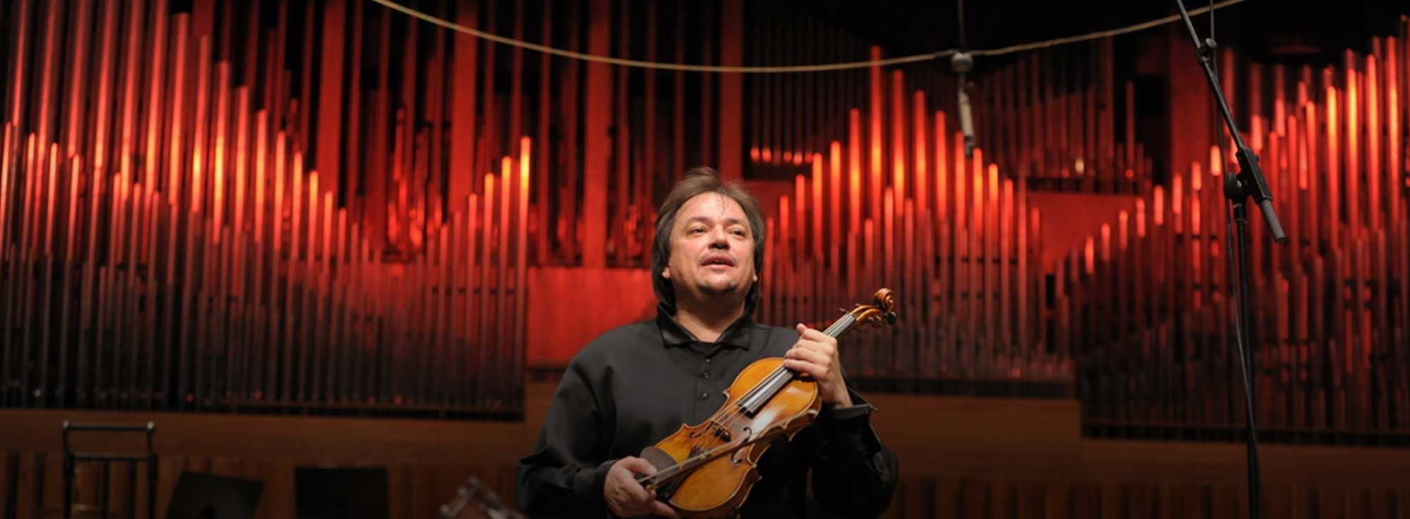 Taranto: Krylov e Strabbioli: concerto musica classica