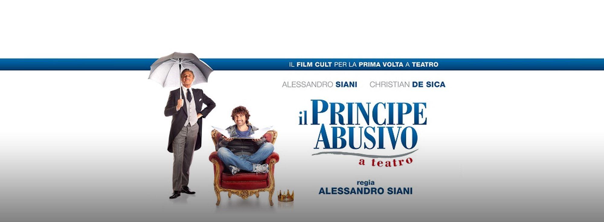 Bari: Il Principe abusivo di Siani e De Sica