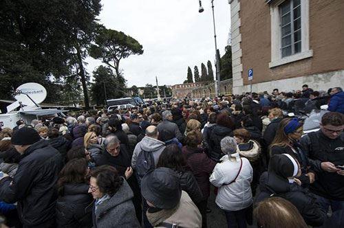 Da San Giovanni Rotondo a Roma: completato il viaggio delle spoglie di San Pio