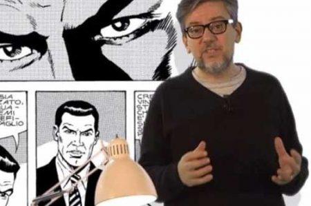 Aperitivo d'Autore con fumettista Tito Faraci