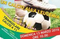 Calcio e solidarietà: domenica a Bari raccolta fondi a sostegno di Agebeo
