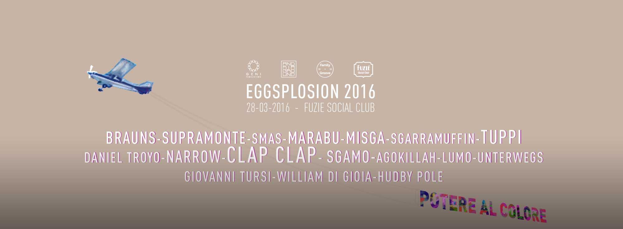 Andria: Eggsplosion 2016