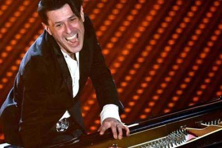 Il pianista Ezio Bosso in concerto