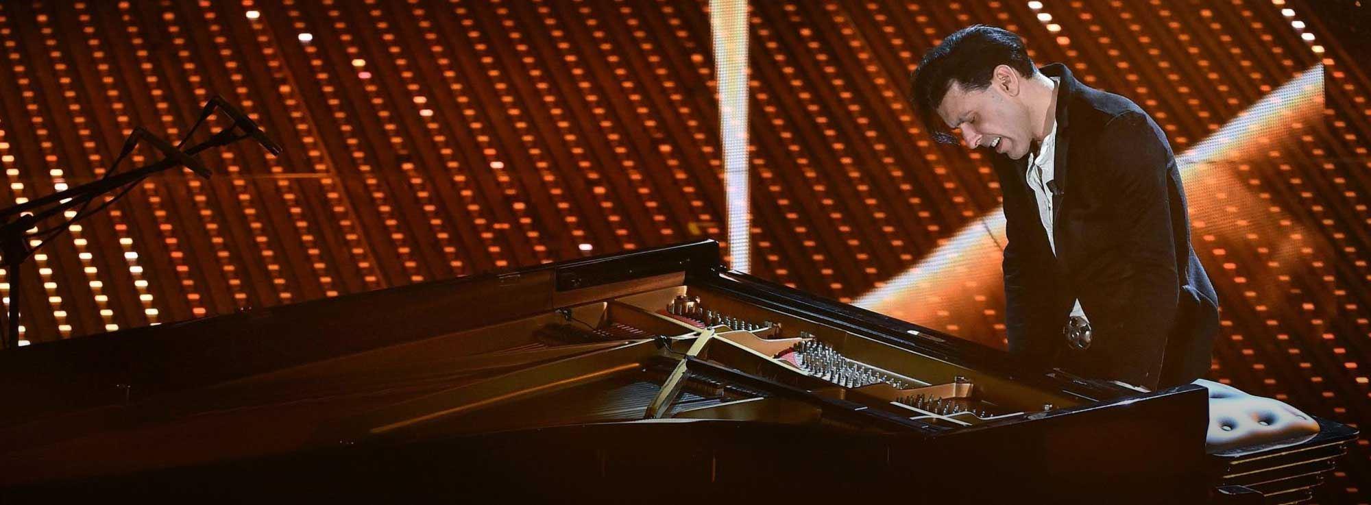 Bari: Il pianista Ezio Bosso in concerto