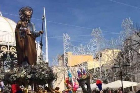 Festa di San Giuseppe a San Marzano