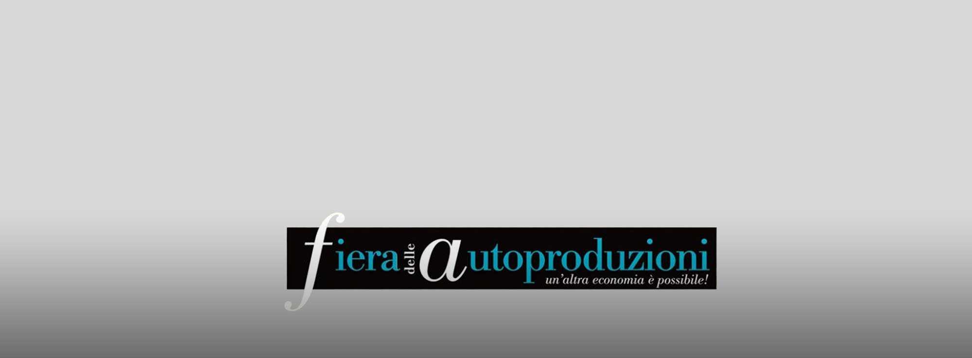 Barletta: FA', Fiera delle Autoproduzioni
