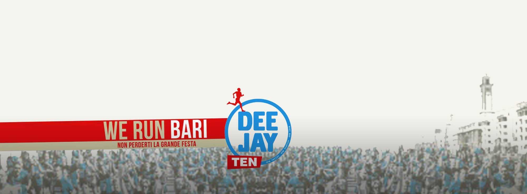 Bari: Deejay Ten 2016