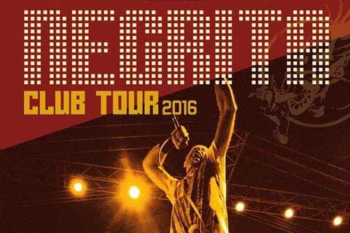 Negrita Club Tour 2016