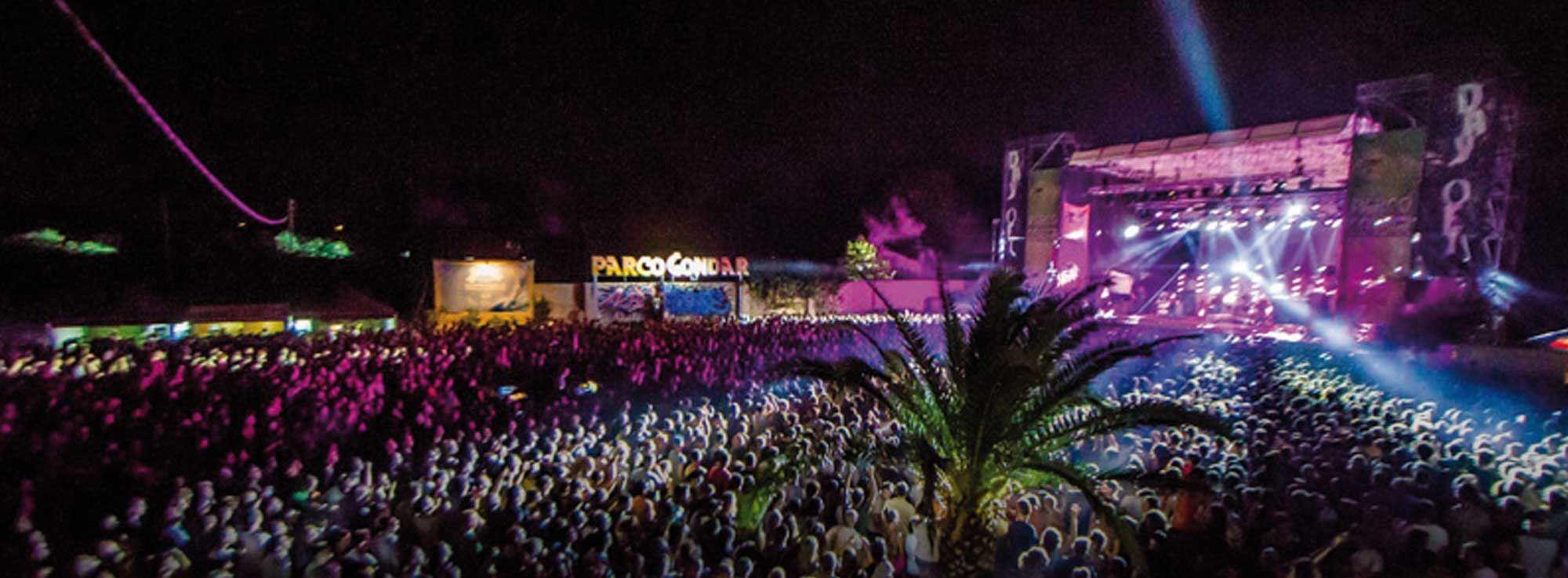 Gallipoli: Festival al Parco Gondar