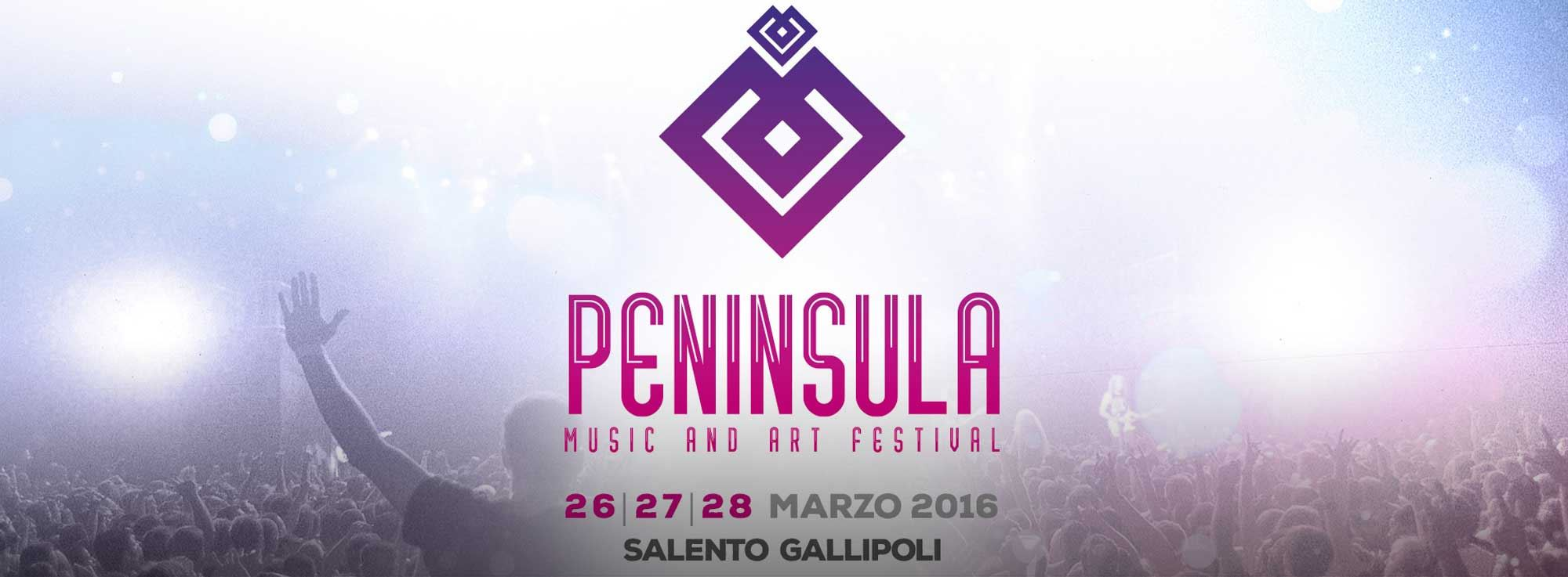 Gallipoli: Peninsula Music & Art Festival