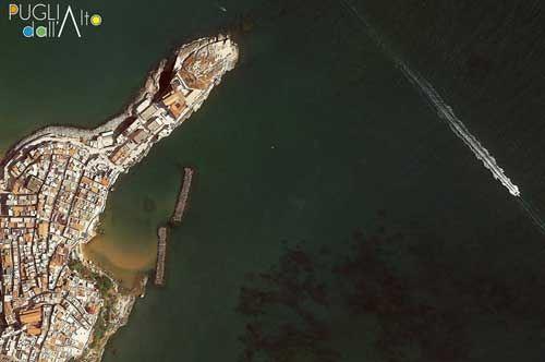 """""""La Puglia dall'alto"""", Google Earth e quelle immagini che emozionano una regione"""