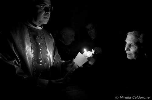 """""""Voci del silenzio"""", la Settimana Santa in mostra ad Andria"""