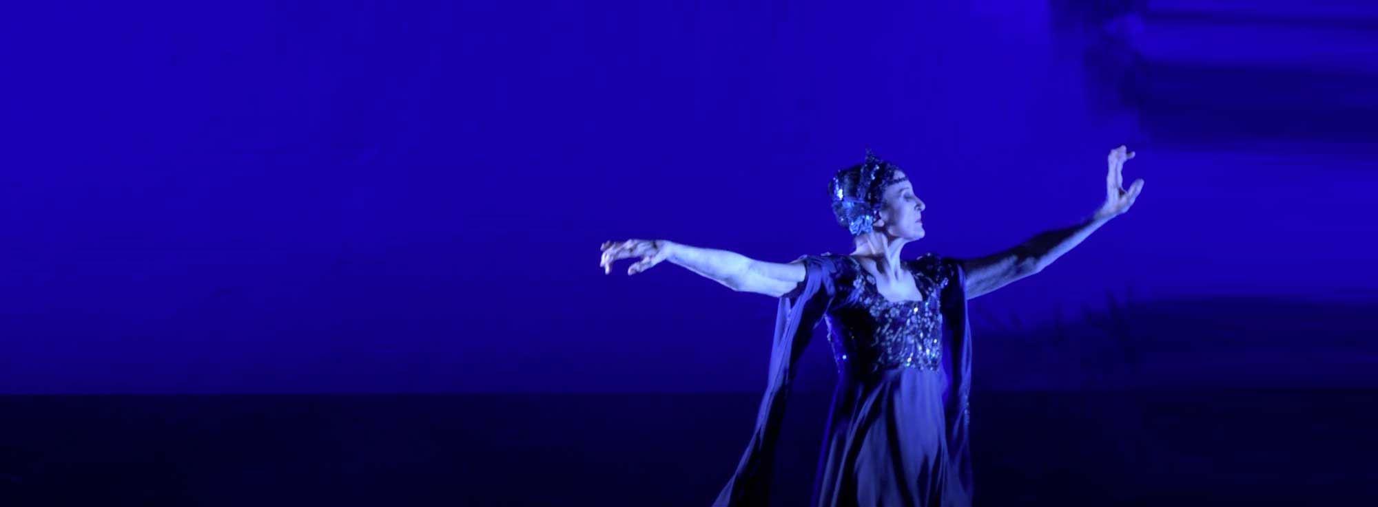 Foggia: Balletto di Carla Fracci