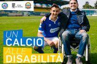 """""""Un calcio alle disabilità"""", la Fidelis Andria in campo per il sociale"""