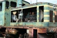 Ferrovie del Sud Est: mezzi in vendita, foto da museo