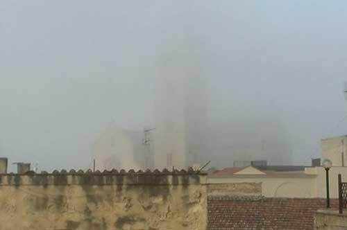 Aprile, dolce…nebbia: la Puglia avvolta dall'umidità