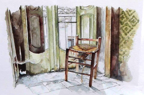 Fotografia e pittura, Trani racconta i luoghi dell'abbandono