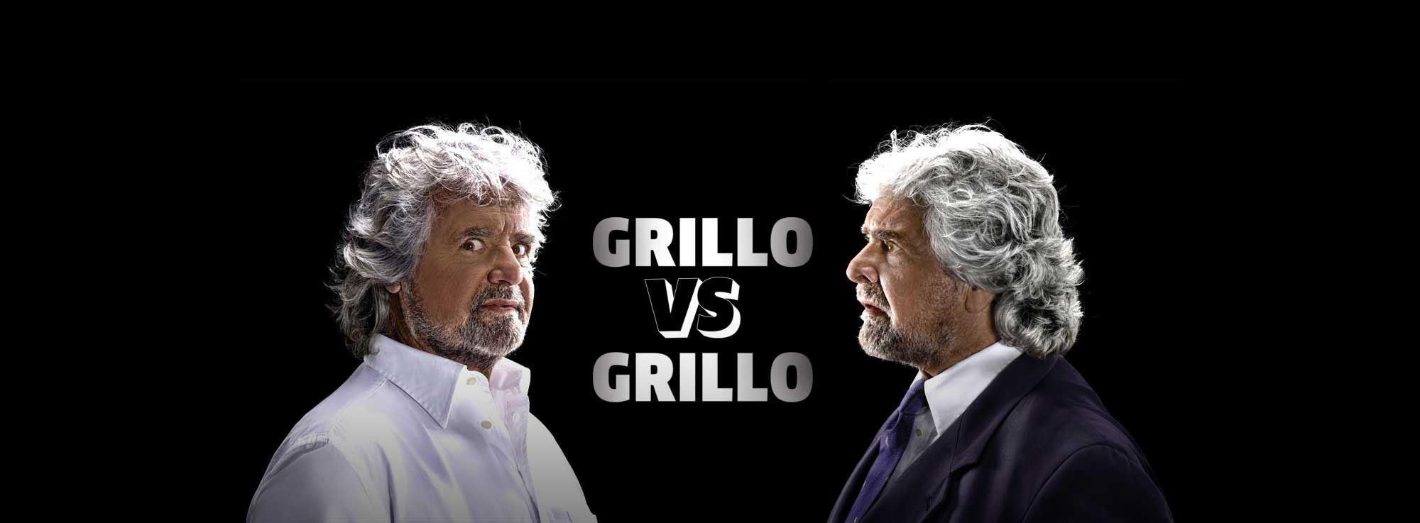 Taranto e Bari: Grillo vs Grillo