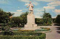 Addio degrado, Foggia si riappropria del monumento all'ex sindaco Lanza