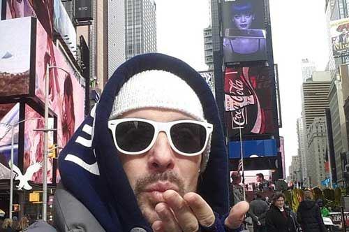 Papaceccio's back in New York: l'artista barlettano di ritorno dalla Grande Mela