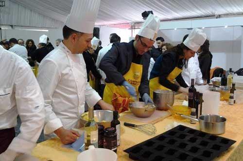 """""""Penne al dente"""", giornalisti-chef a confronto a Lecce"""