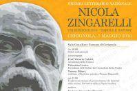 Premio Zingarelli, anche Narrativa e Poesia Inedita tra i premi a Cerignola