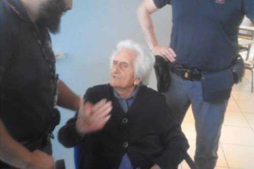 Donna Vanna, 104 anni di esempio contro gli astensionisti da referendum
