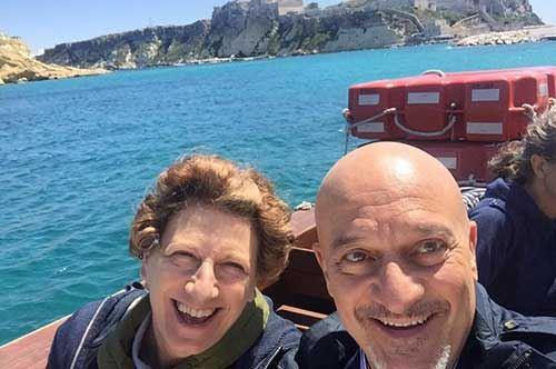 Le isole Tremiti e la loro bellezza, Claudio Bisio reporter d'eccezione