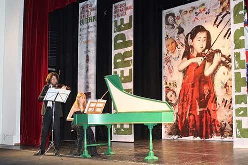 Euterpe Competition 2016, successo di pubblico e critica per il Duo Sarti