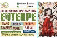 Musica e integrazione, Euterpe Competition festeggia la fine della 18^ edizione