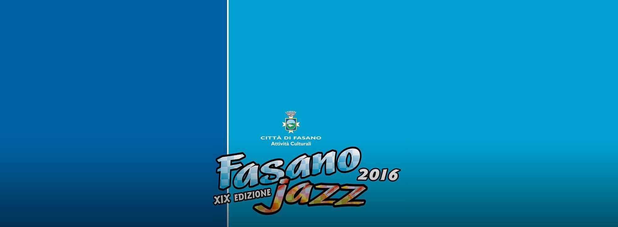 Fasano: Goblin Rebirth al Fasano Jazz 2016