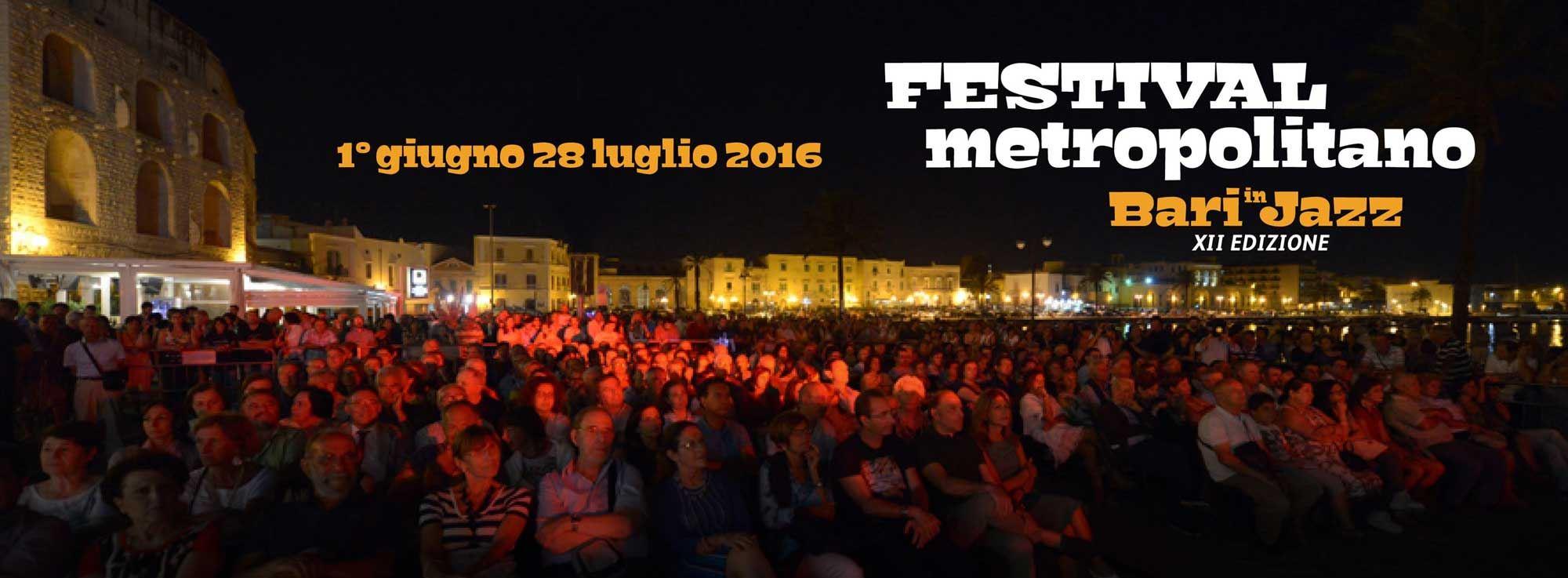 Bari: Bari in Jazz 2016